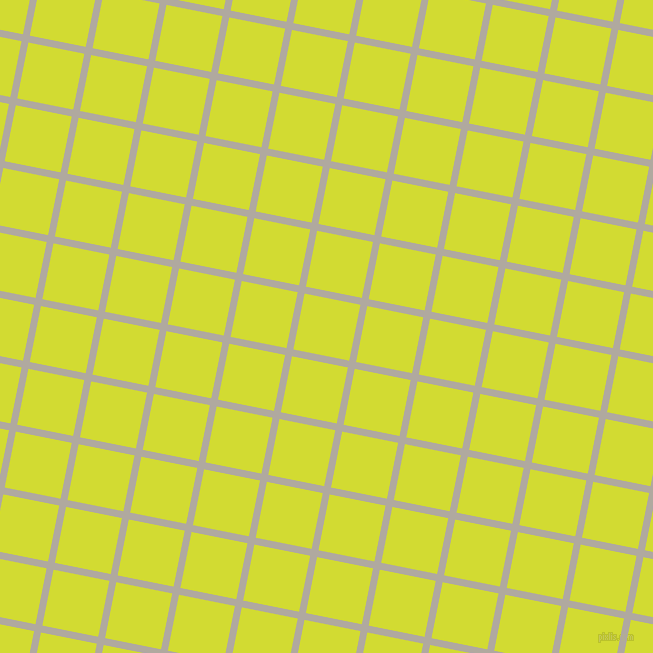79/169 degree angle diagonal checkered chequered lines, 7 pixel line width, 57 pixel square size, Cloudy and Bitter Lemon plaid checkered seamless tileable