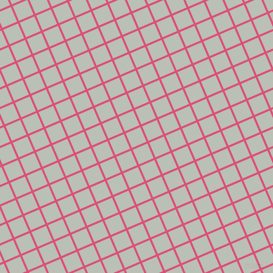 23/113 degree angle diagonal checkered chequered lines, 4 pixel line width, 31 pixel square size, Cranberry and Tasman plaid checkered seamless tileable