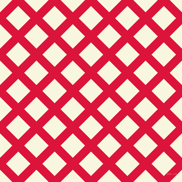 45/135 degree angle diagonal checkered chequered lines, 27 pixel lines width, 56 pixel square size, Crimson and Promenade plaid checkered seamless tileable