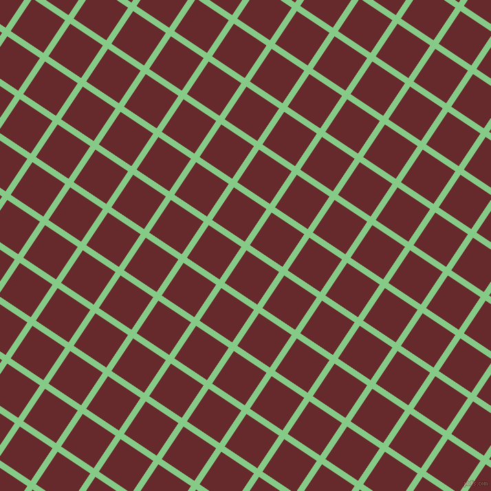 56/146 degree angle diagonal checkered chequered lines, 9 pixel lines width, 57 pixel square size, De York and Red Devil plaid checkered seamless tileable