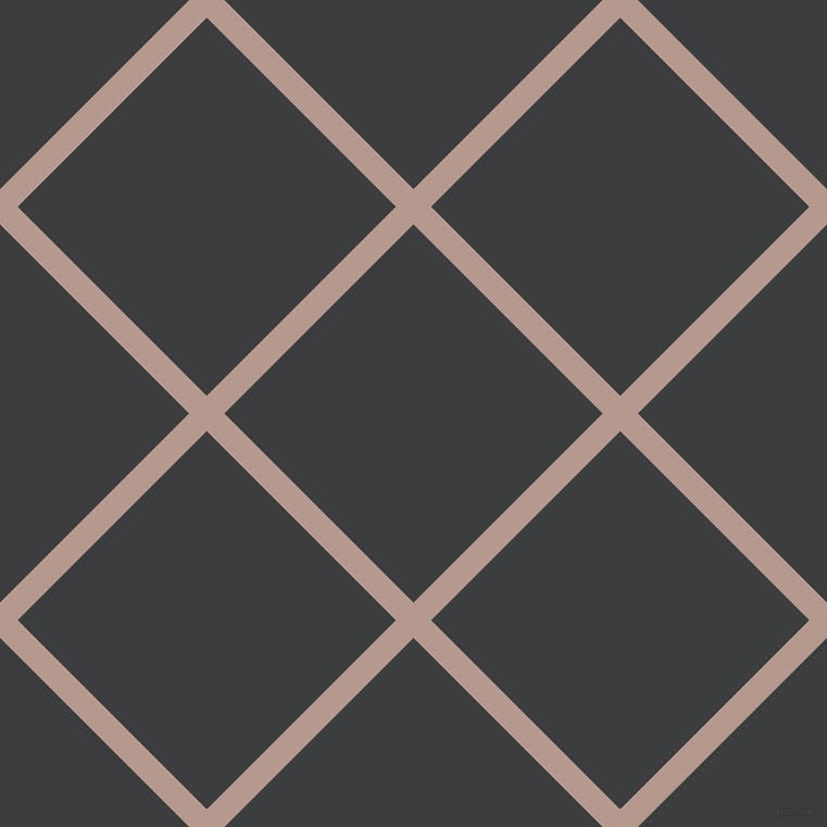 45/135 degree angle diagonal checkered chequered lines, 23 pixel lines width, 246 pixel square size, Del Rio and Baltic Sea plaid checkered seamless tileable
