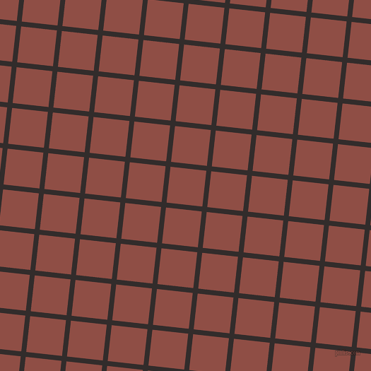 84/174 degree angle diagonal checkered chequered lines, 7 pixel lines width, 51 pixel square size, Diesel and El Salva plaid checkered seamless tileable