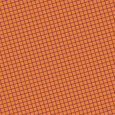 16/106 degree angle diagonal checkered chequered lines, 2 pixel lines width, 13 pixel square size, Disco and Tree Poppy plaid checkered seamless tileable