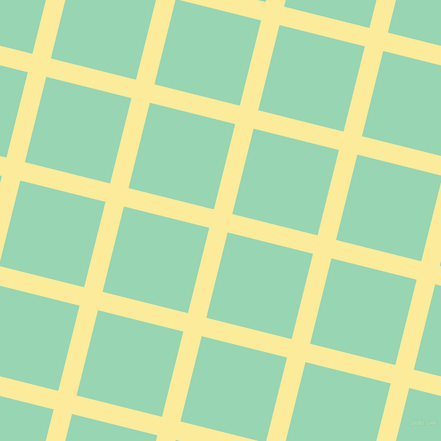 76/166 degree angle diagonal checkered chequered lines, 27 pixel lines width, 125 pixel square size, Drover and Vista Blue plaid checkered seamless tileable