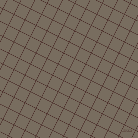 63/153 degree angle diagonal checkered chequered lines, 2 pixel line width, 39 pixel square size, Espresso and Sandstone plaid checkered seamless tileable