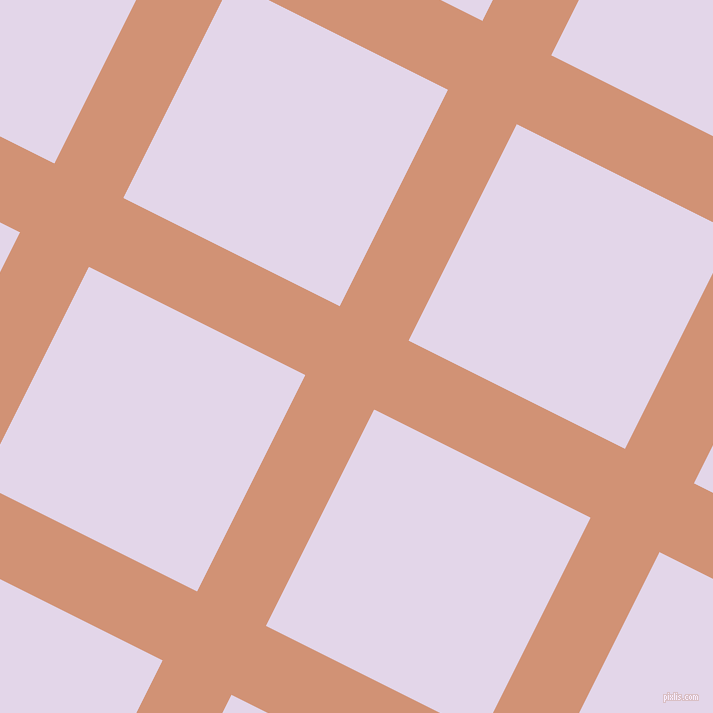63/153 degree angle diagonal checkered chequered lines, 77 pixel lines width, 242 pixel square size, Feldspar and Blue Chalk plaid checkered seamless tileable