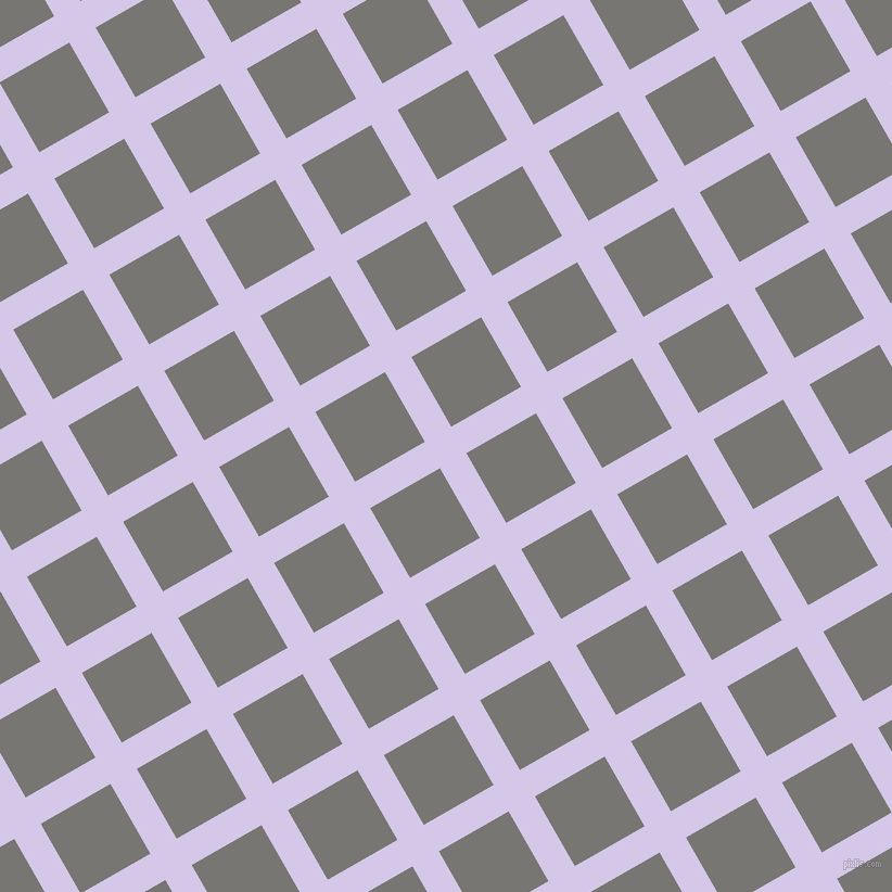 30/120 degree angle diagonal checkered chequered lines, 28 pixel line width, 74 pixel square size, Fog and Dove Grey plaid checkered seamless tileable