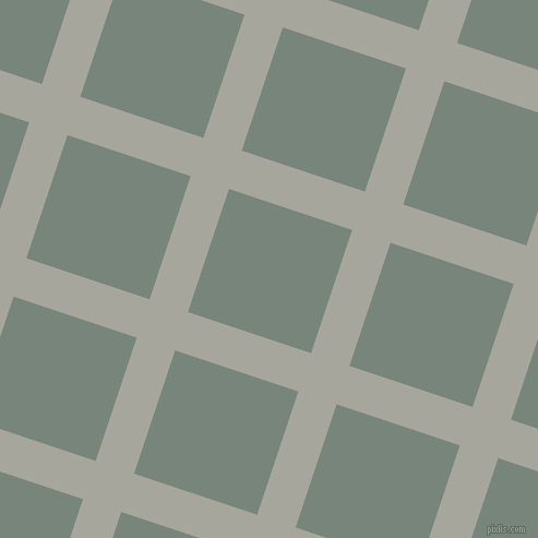 72/162 degree angle diagonal checkered chequered lines, 37 pixel line width, 119 pixel square size, Foggy Grey and Blue Smoke plaid checkered seamless tileable