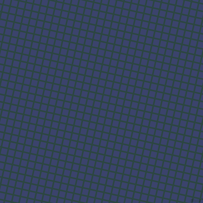 77/167 degree angle diagonal checkered chequered lines, 5 pixel line width, 19 pixel square size, Gable Green and Port Gore plaid checkered seamless tileable