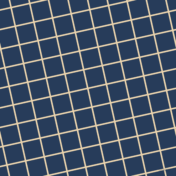 13/103 degree angle diagonal checkered chequered lines, 5 pixel line width, 56 pixel square size, Givry and Catalina Blue plaid checkered seamless tileable