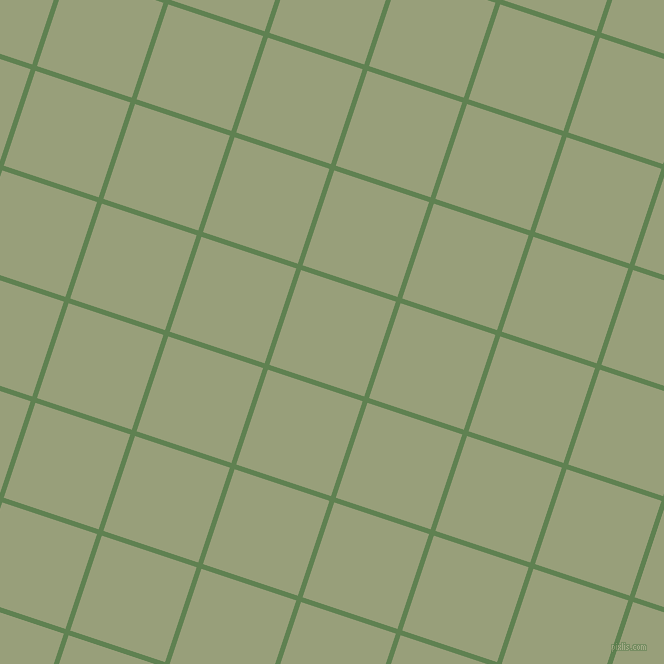 72/162 degree angle diagonal checkered chequered lines, 5 pixel line width, 100 pixel square size, Glade Green and Sage plaid checkered seamless tileable