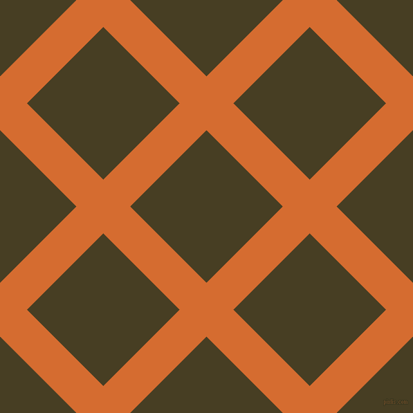 45/135 degree angle diagonal checkered chequered lines, 55 pixel line width, 156 pixel square size, Gold Drop and Madras plaid checkered seamless tileable
