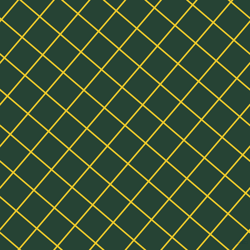 49/139 degree angle diagonal checkered chequered lines, 5 pixel lines width, 82 pixel square size, Golden Dream and Everglade plaid checkered seamless tileable