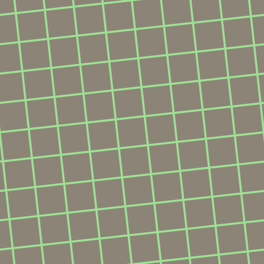 6/96 degree angle diagonal checkered chequered lines, 8 pixel line width, 104 pixel square size, Granny Smith Apple and Schooner plaid checkered seamless tileable