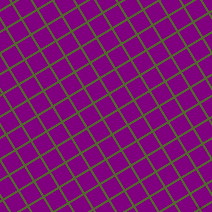 31/121 degree angle diagonal checkered chequered lines, 7 pixel lines width, 54 pixel square size, Green Leaf and Purple plaid checkered seamless tileable
