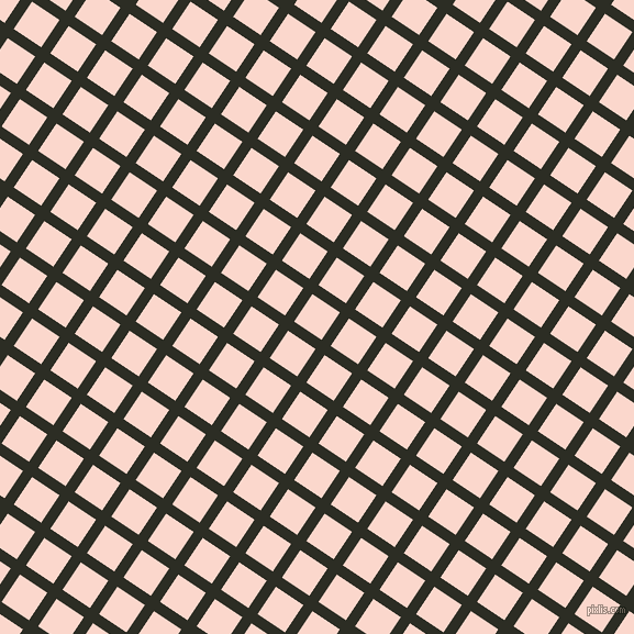 56/146 degree angle diagonal checkered chequered lines, 10 pixel lines width, 30 pixel square size, Green Waterloo and Cinderella plaid checkered seamless tileable