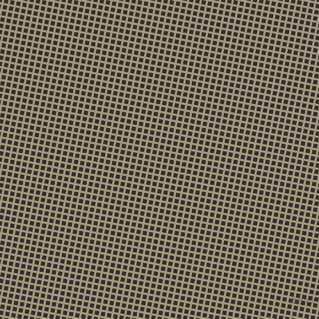 79/169 degree angle diagonal checkered chequered lines, 3 pixel lines width, 6 pixel square size, Grey Olive and Havana plaid checkered seamless tileable