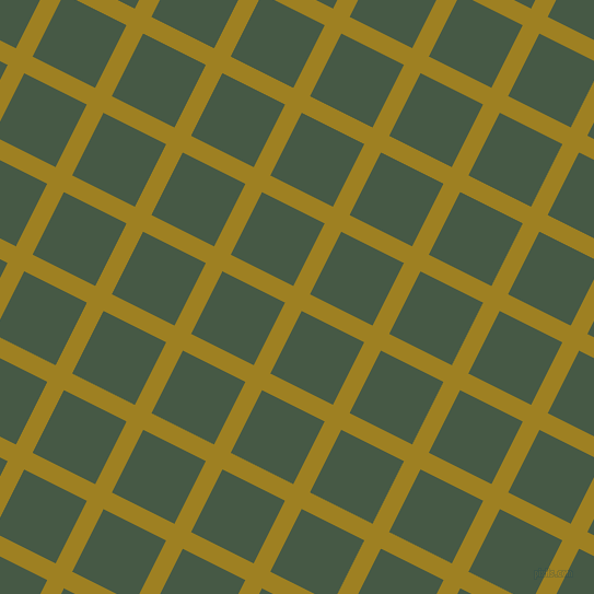63/153 degree angle diagonal checkered chequered lines, 17 pixel lines width, 64 pixel square size, Hacienda and Grey-Asparagus plaid checkered seamless tileable