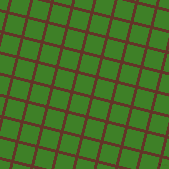 76/166 degree angle diagonal checkered chequered lines, 12 pixel line width, 72 pixel square size, Hairy Heath and Bilbao plaid checkered seamless tileable