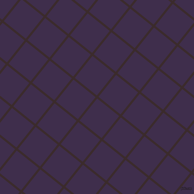 51/141 degree angle diagonal checkered chequered lines, 7 pixel lines width, 92 pixel square size, Havana and Jagger plaid checkered seamless tileable