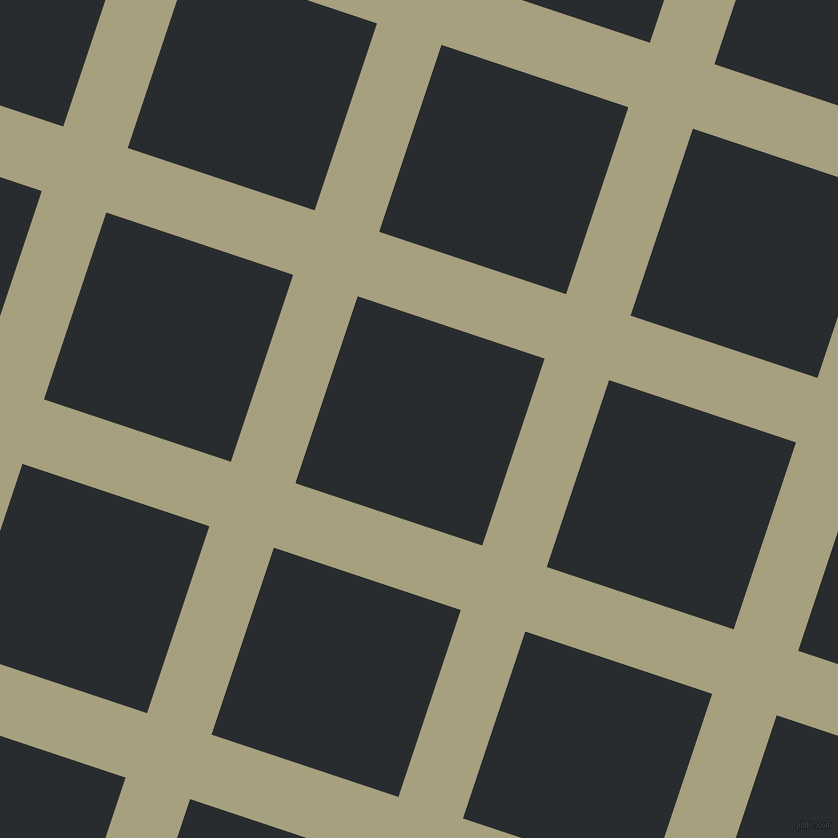 72/162 degree angle diagonal checkered chequered lines, 68 pixel line width, 197 pixel square size, Hillary and Bunker plaid checkered seamless tileable