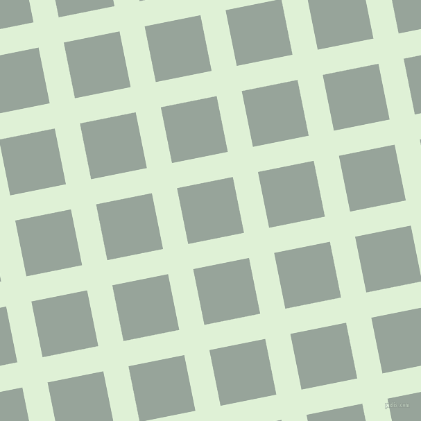 11/101 degree angle diagonal checkered chequered lines, 37 pixel line width, 82 pixel square size, Hint Of Green and Edward plaid checkered seamless tileable