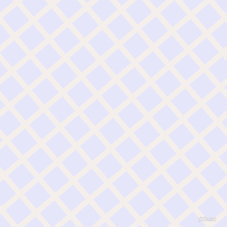 41/131 degree angle diagonal checkered chequered lines, 11 pixel line width, 39 pixel square size, Hint Of Red and Lavender plaid checkered seamless tileable