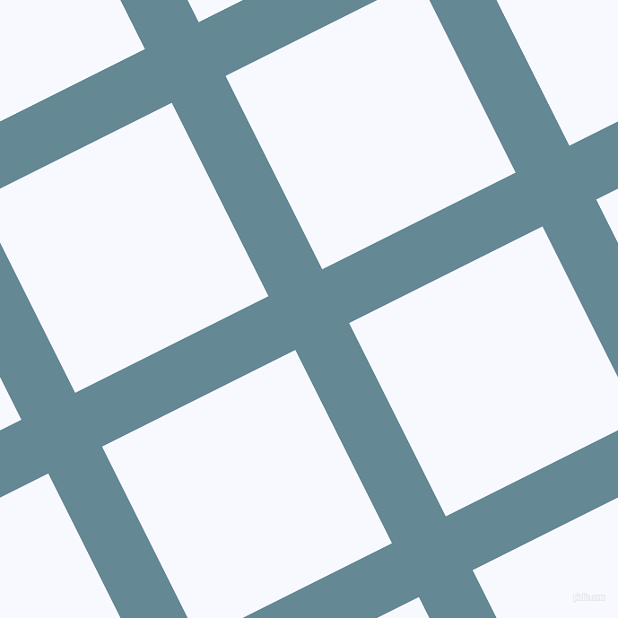 27/117 degree angle diagonal checkered chequered lines, 67 pixel line width, 241 pixel square size, Horizon and Ghost White plaid checkered seamless tileable