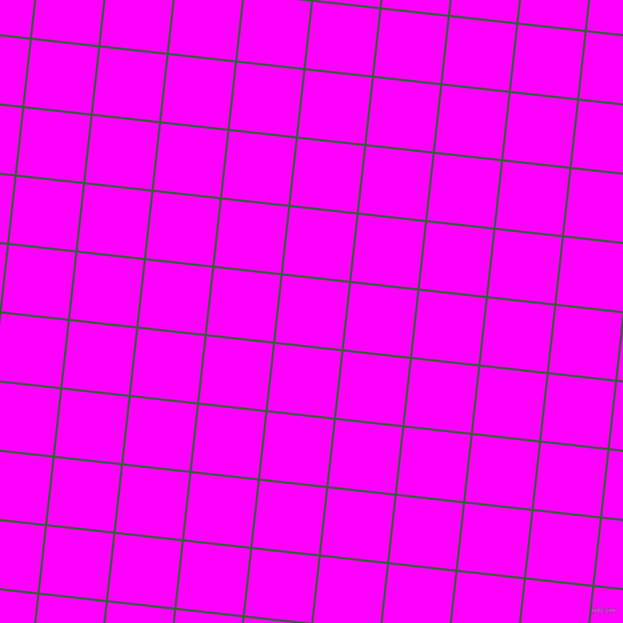 84/174 degree angle diagonal checkered chequered lines, 3 pixel line width, 94 pixel square size, Hunter Green and Magenta plaid checkered seamless tileable