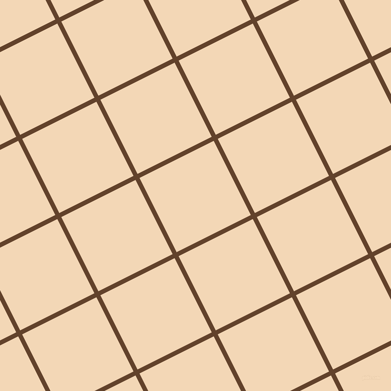 27/117 degree angle diagonal checkered chequered lines, 9 pixel lines width, 167 pixel square size, Irish Coffee and Pink Lady plaid checkered seamless tileable