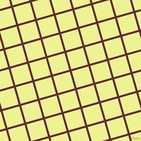 16/106 degree angle diagonal checkered chequered lines, 7 pixel lines width, 60 pixel square size, Jazz and Jonquil plaid checkered seamless tileable