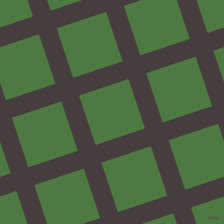 18/108 degree angle diagonal checkered chequered lines, 63 pixel line width, 176 pixel square size, Jon and Fern Green plaid checkered seamless tileable