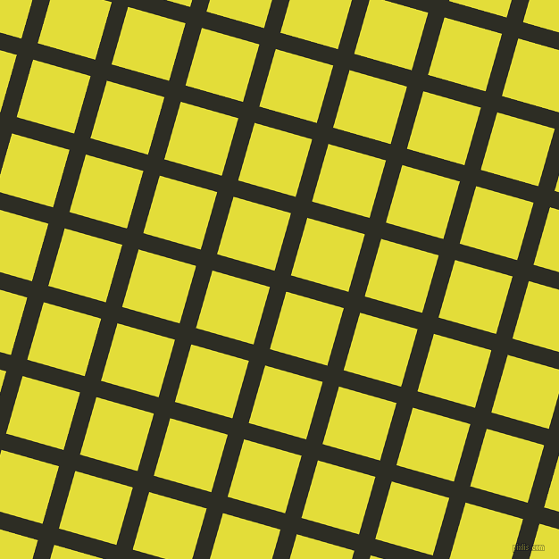 74/164 degree angle diagonal checkered chequered lines, 19 pixel line width, 67 pixel square size, Karaka and Starship plaid checkered seamless tileable