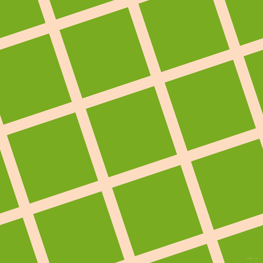 18/108 degree angle diagonal checkered chequered lines, 36 pixel line width, 235 pixel square size, Karry and Lima plaid checkered seamless tileable