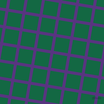 81/171 degree angle diagonal checkered chequered lines, 12 pixel lines width, 57 pixel square size, Kingfisher Daisy and Jewel plaid checkered seamless tileable