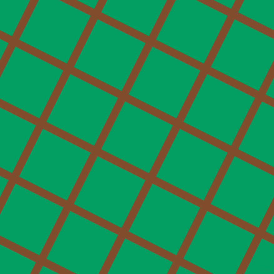 63/153 degree angle diagonal checkered chequered lines, 25 pixel lines width, 171 pixel square size, Korma and Shamrock Green plaid checkered seamless tileable