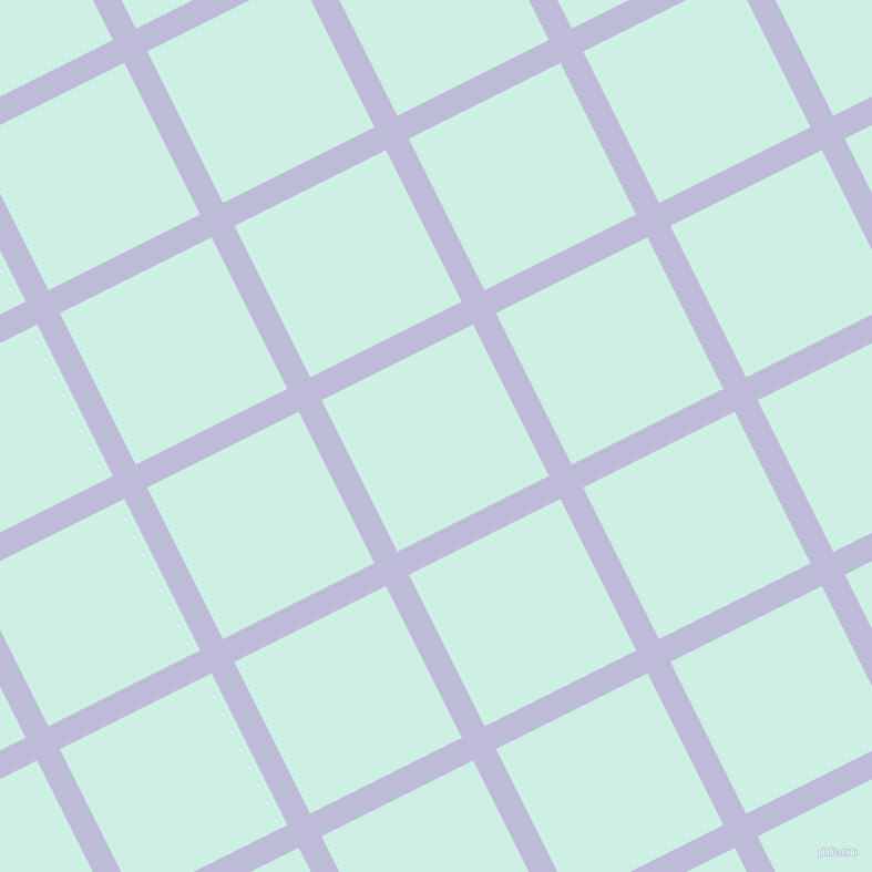 27/117 degree angle diagonal checkered chequered lines, 23 pixel line width, 153 pixel square size, Lavender Grey and Humming Bird plaid checkered seamless tileable