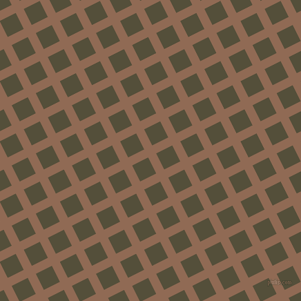 27/117 degree angle diagonal checkered chequered lines, 13 pixel line width, 26 pixel square size, Leather and Panda plaid checkered seamless tileable