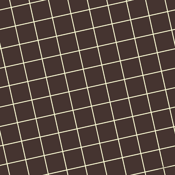 13/103 degree angle diagonal checkered chequered lines, 3 pixel lines width, 59 pixel square size, Light Goldenrod Yellow and Rebel plaid checkered seamless tileable