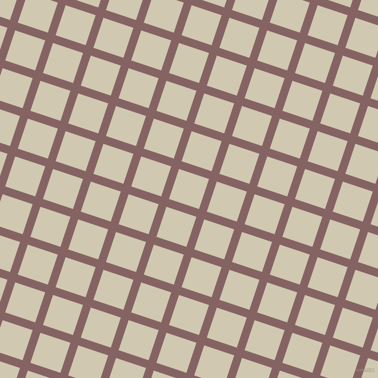 72/162 degree angle diagonal checkered chequered lines, 16 pixel lines width, 62 pixel square size, Light Wood and Parchment plaid checkered seamless tileable