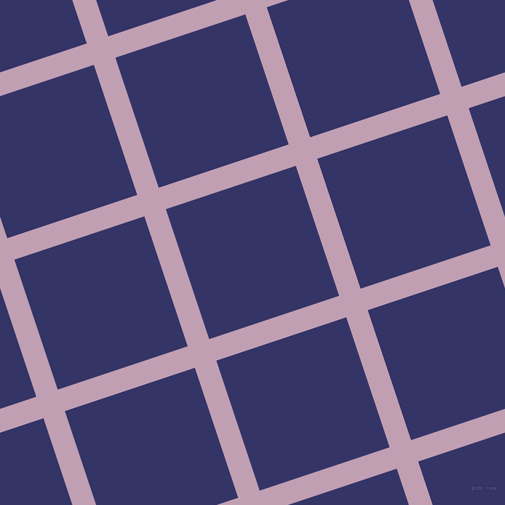 18/108 degree angle diagonal checkered chequered lines, 32 pixel lines width, 194 pixel square size, Lily and Deep Koamaru plaid checkered seamless tileable