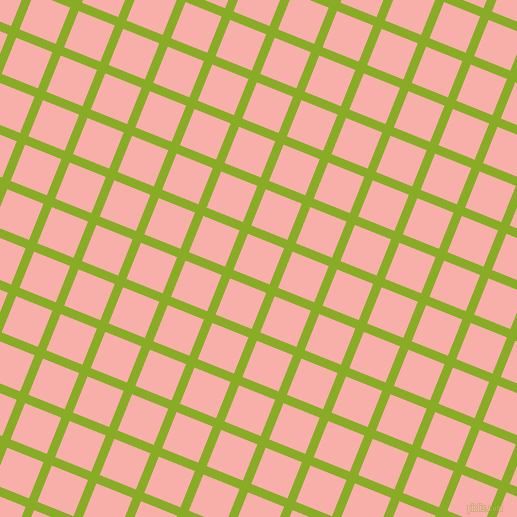 68/158 degree angle diagonal checkered chequered lines, 9 pixel line width, 39 pixel square size, Limerick and Sundown plaid checkered seamless tileable