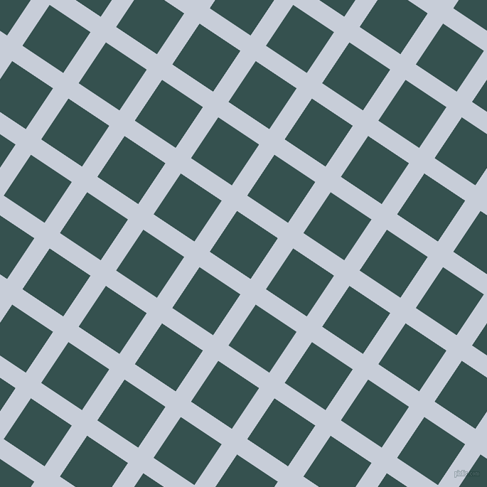 56/146 degree angle diagonal checkered chequered lines, 26 pixel lines width, 69 pixel square size, Link Water and Blue Dianne plaid checkered seamless tileable