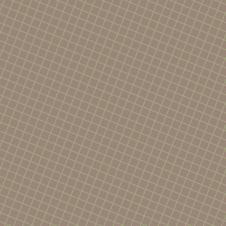 68/158 degree angle diagonal checkered chequered lines, 3 pixel lines width, 26 pixel square size, Locust and Almond Frost plaid checkered seamless tileable