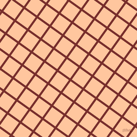 54/144 degree angle diagonal checkered chequered lines, 7 pixel lines width, 47 pixel square size, Lusty and Romantic plaid checkered seamless tileable