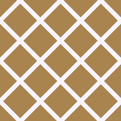 45/135 degree angle diagonal checkered chequered lines, 15 pixel lines width, 80 pixel square size, Magnolia and Muddy Waters plaid checkered seamless tileable