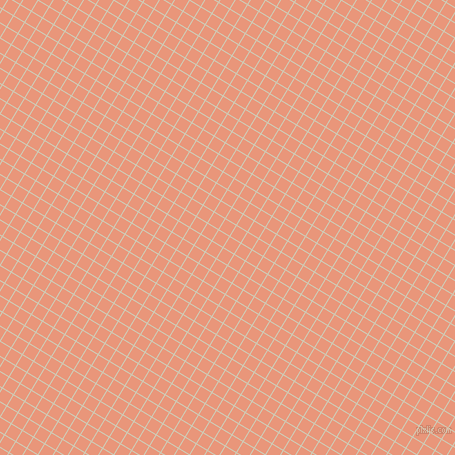59/149 degree angle diagonal checkered chequered lines, 1 pixel line width, 12 pixel square size, Moon Mist and Dark Salmon plaid checkered seamless tileable