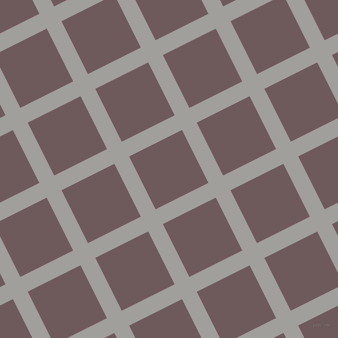 27/117 degree angle diagonal checkered chequered lines, 33 pixel lines width, 118 pixel square size, Mountain Mist and Falcon plaid checkered seamless tileable