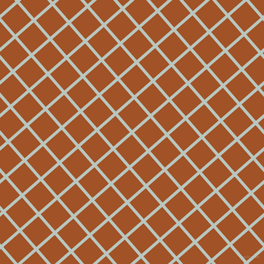 41/131 degree angle diagonal checkered chequered lines, 6 pixel lines width, 43 pixel square size, Nebula and Rich Gold plaid checkered seamless tileable