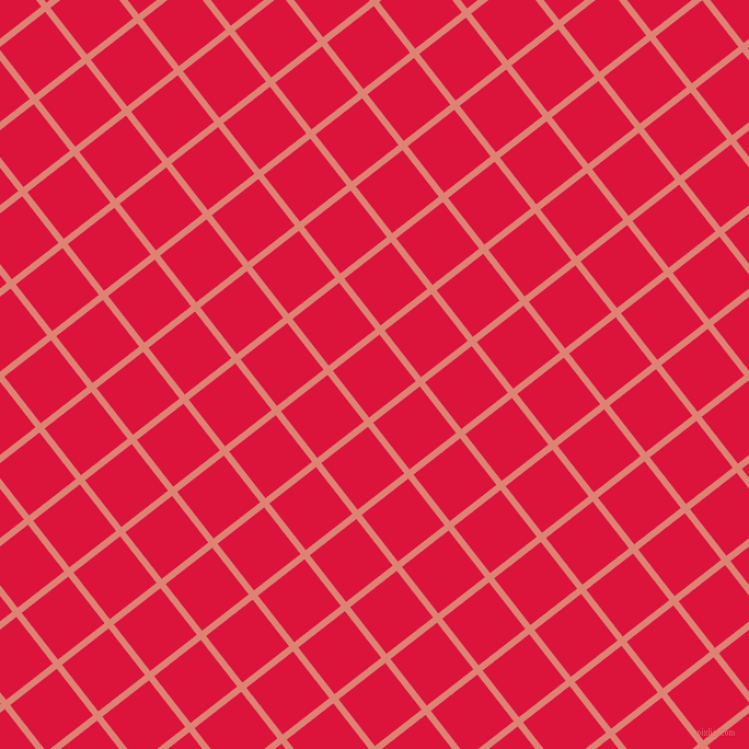 38/128 degree angle diagonal checkered chequered lines, 6 pixel lines width, 54 pixel square size, New York Pink and Crimson plaid checkered seamless tileable